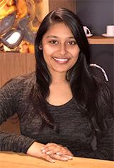 Shanelle Singh<br />Reception
