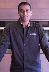 Salim Hoosain <br />Director
