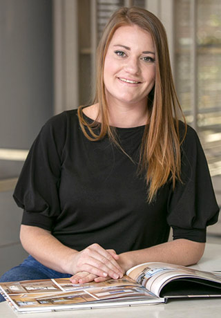 Janine Morrison<br />Designer