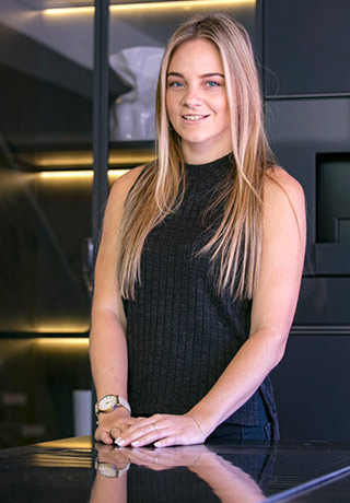 Michelle van Niekerk<br />Designer